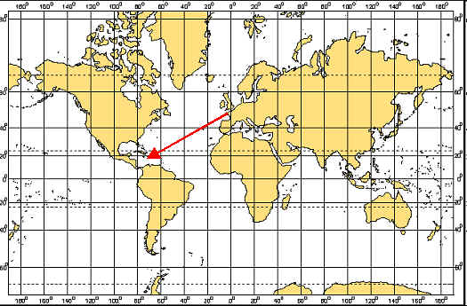 Chartwork for rya navigation courses the mercator projection transforms the spherical earth onto a cylindrical flat sheet of paper it distorts the latitude and longitude scales towards the gumiabroncs Images